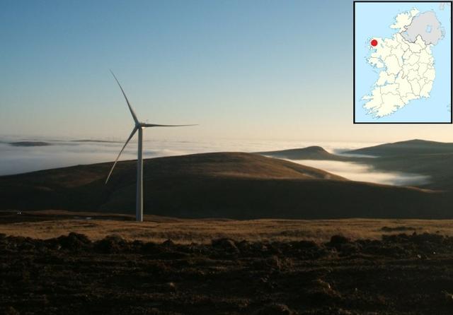 EDF Burnfoot Hill. Photo: EDF