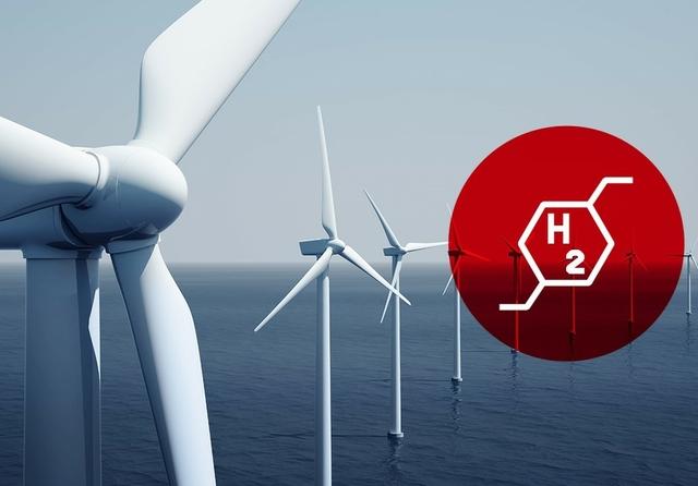 ABB Axpo green hydrogen. Photo: ABB