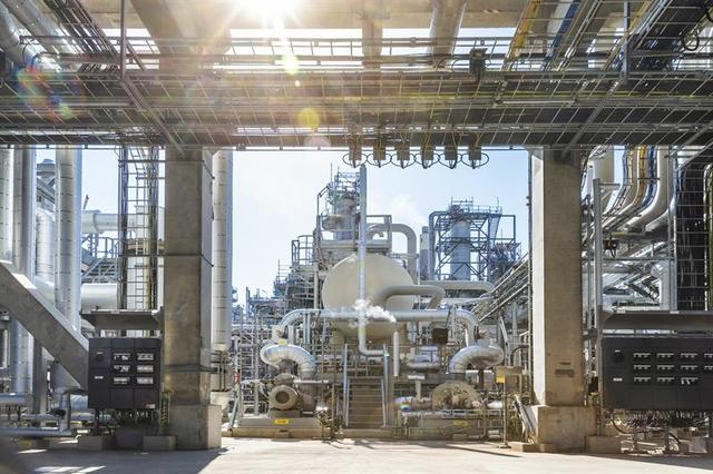 Preem Lysekil rafinery