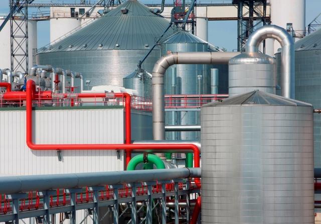 Biorefinery. Photo: UPM-Kymmene