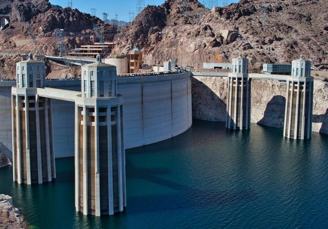 Dam Hydropower. Credit: Carlin Harris / Pexels