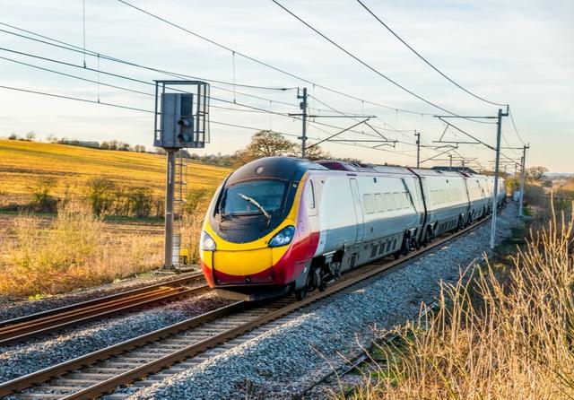 UK rail. Photo: Jevanto Productions / Shutterstock