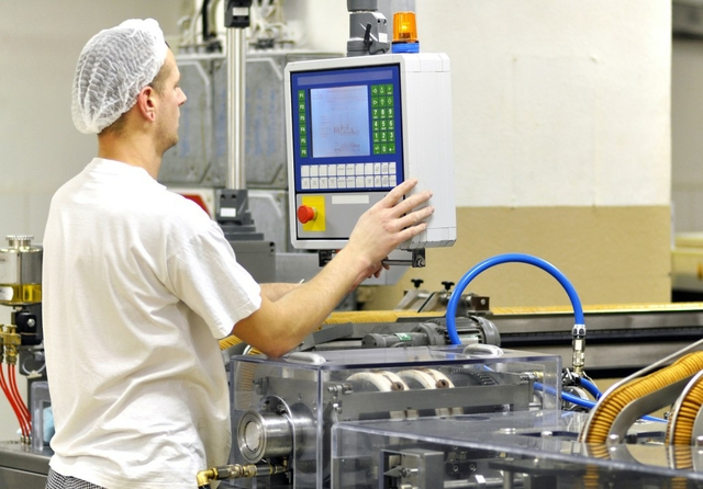 Automation in food production