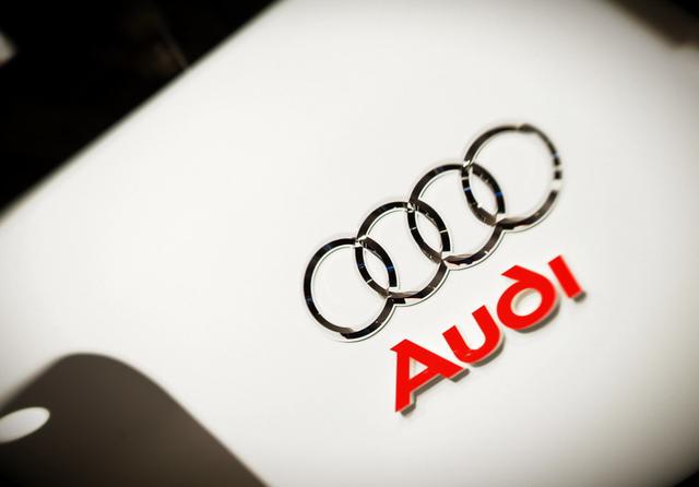 Audi logo. Credit: lincolnblues / Flickr