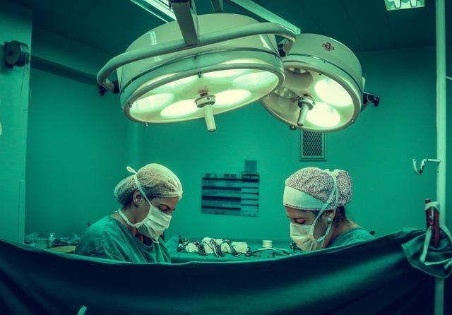 Surgery. Credit: Vidal Balielo Jr. / Pexels