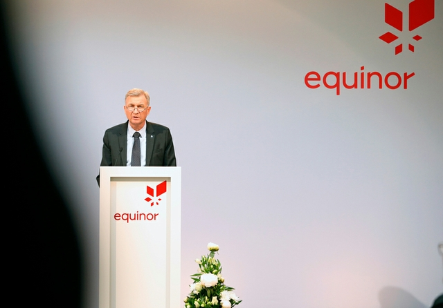 Equinor Annual General Meeting 2020