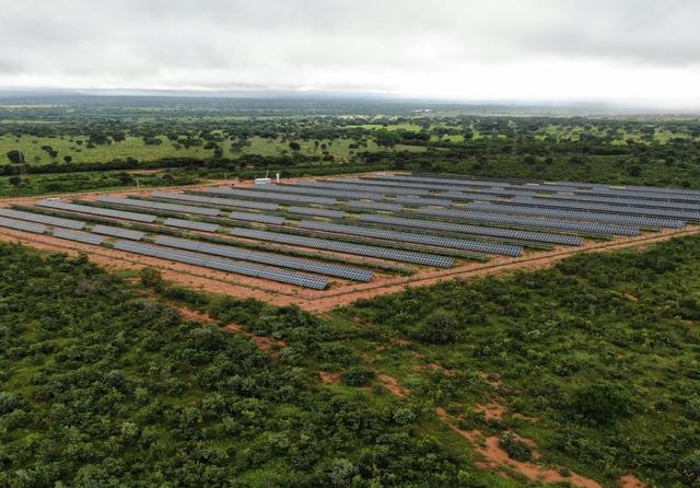 ABInBev Z tech solar