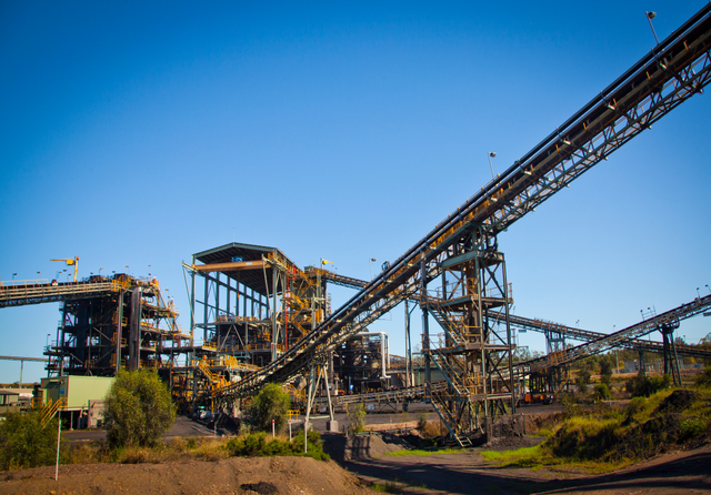 Bowen Basin coal wash plant, Queensland. Credit: Jason Benz Bennee / Shutterstock