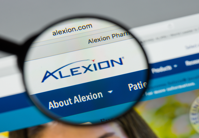 Alexion. Credit: Casimiro PT / Shutterstock