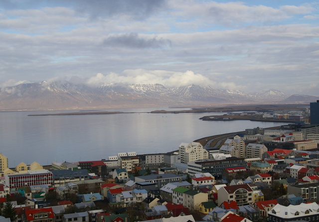 Reykjavik, Iceland Credit: Bryan Pocius / Flickr (Licence: CC2.0)