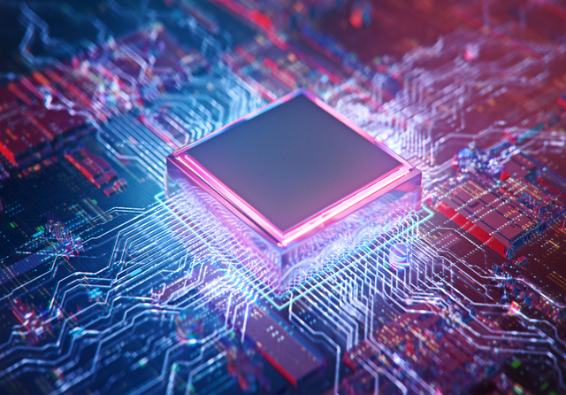 Semiconductor. Credit: Connect world / Shutterstock