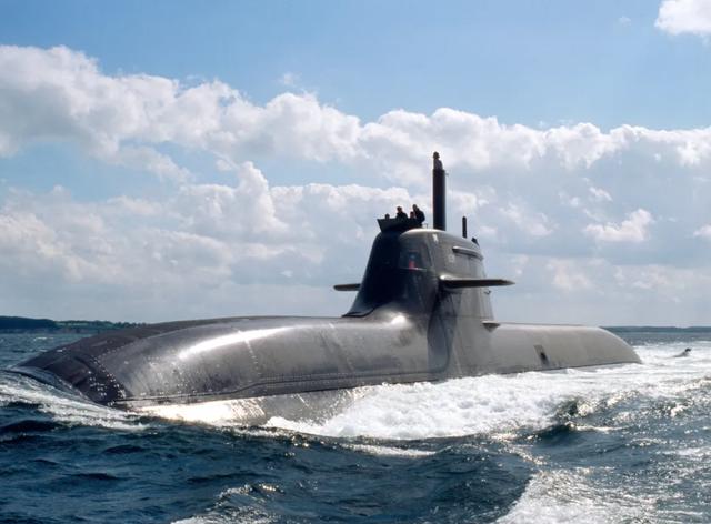 HDW Class 212A Submarine. Credit: Thyssenkrupp