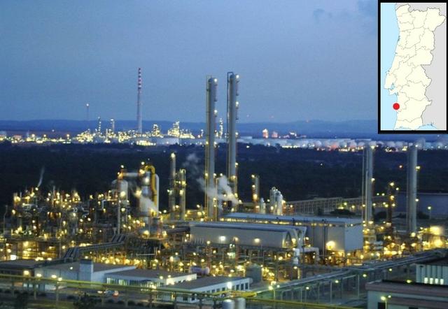 Sines Industrial Complex. Photo: Repsol