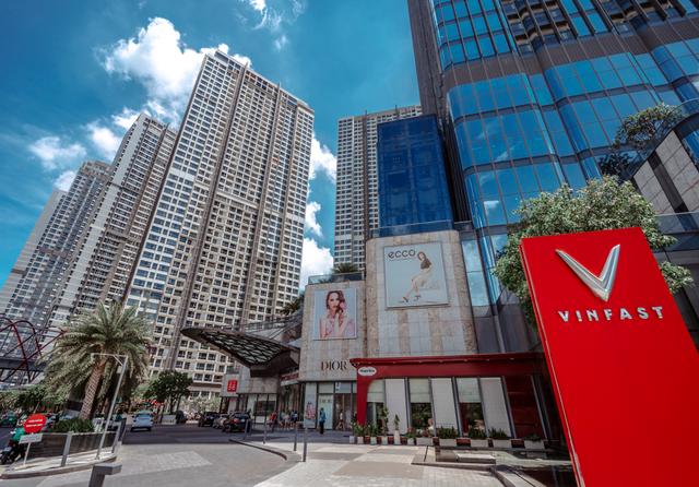 Vinfast, Ho Chi Minh City. Credit: CravenA / Shutterstock