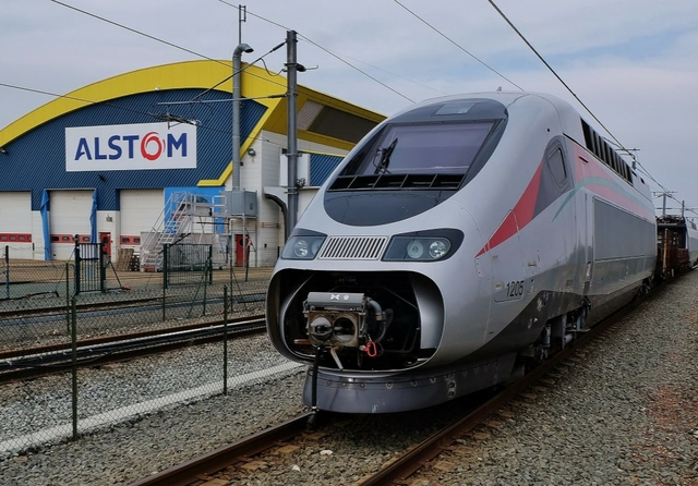 Alstom. Photo: Thierry Llansades / Flickr. Licence: CC BY-NC-ND