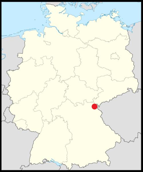 Wunsiedel. Germany