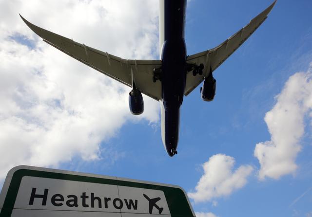 Heathrow Airport. Credit: Fasttailwind / Shutterstock