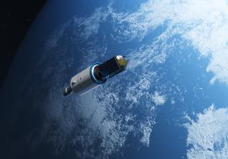 Isar Aerospace Satellite. Credit: Isar Aerospace