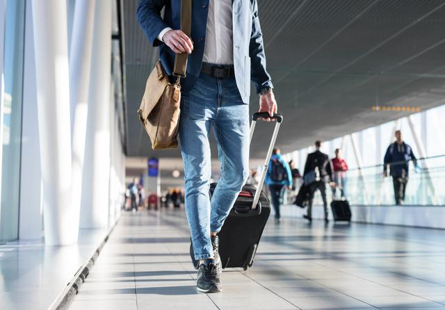 Air travel. Credit: Kaspars Grinvalds / Shutterstock