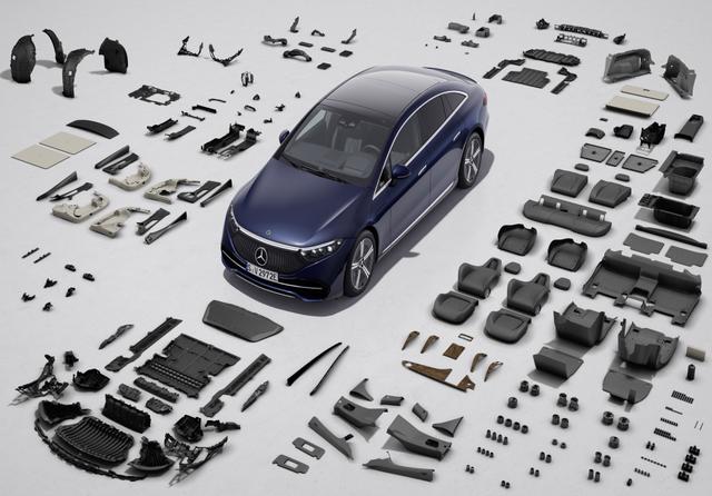 Mercedez-Benz production. Credit: Daimler
