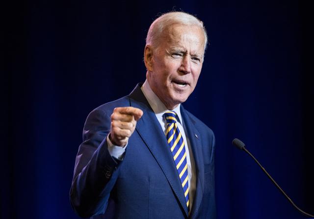 US President Joe Biden. Credit: Naresh777 / Shutterstock