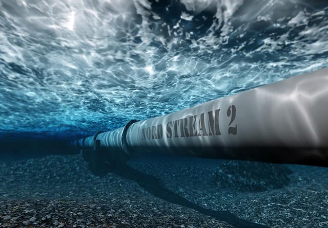 Nord Stream 2 stock image. Credit: Ksanawo / Shutterstock