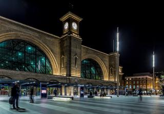 King's Cross station. Credit: Alexey Fedorenko / Shutterstock