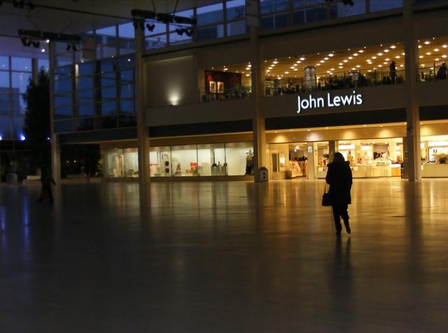 John Lewis. Credit: Mike Traboe / Flickr (Licence: CC2)