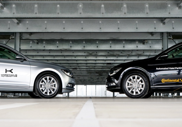 Continental/Kopernikus Automotive joint venture. Credit: Continental