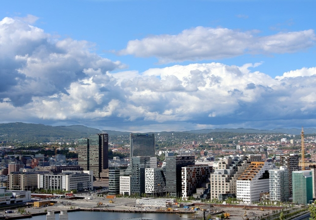 Oslo, Norway. Licence: CC0