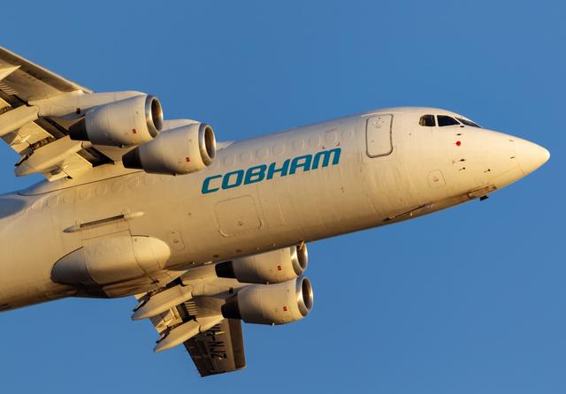 Cobham aerospace. Credit: Ryan Fletcher / Shutterstock