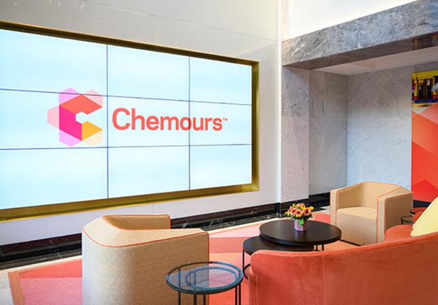 Chemours. Credit: Chemours Press Office