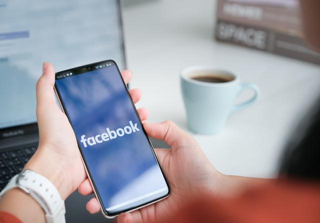 Facebook mobile. Credit: Jirapong Manustrong / Shutterstock