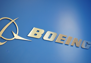 Boeing logo. Credit: Global Panorama / Flickr (Licence: CC2)