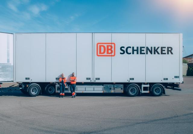 Photo: DB Schenker