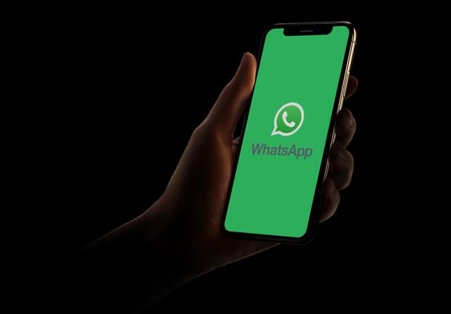 WhatsApp. Credit: Eliseu Geisler / Shutterstock