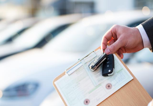 Vehicle registrations. Credit: Wellnhofer Designs / Shutterstock