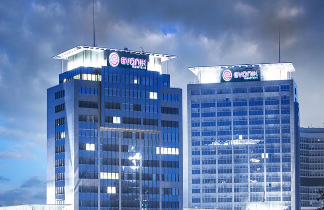 Evonik headquarters. Credit: Evonik