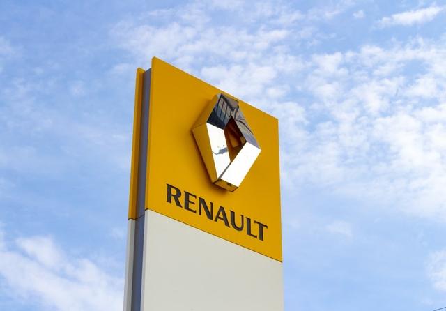 Renault. Photo: Artem Blinov / Shutterstock