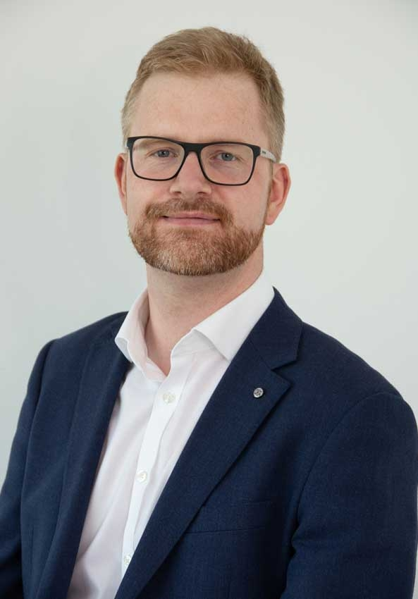 Dermot Lynch, head of business developmentat ABB in the UK.