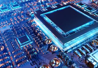 Semiconductor. Credit: sdecoret / Shutterstock