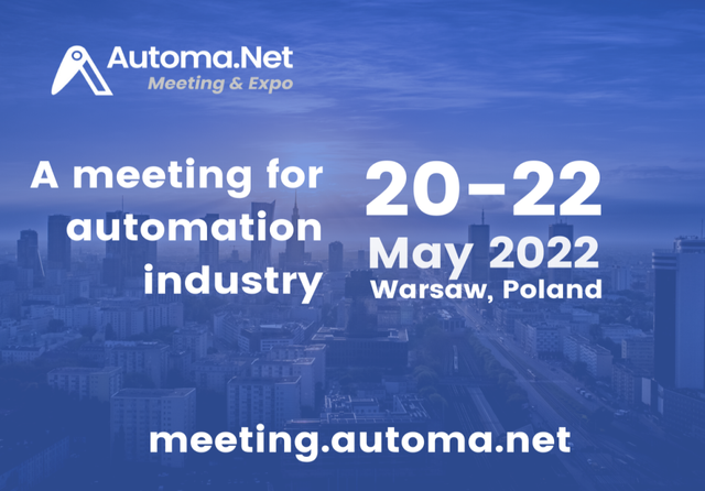 Automa.Net Meeting & Expo 2022