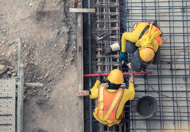 Construction. Credit: Bannafarsai_Stock / Shutterstock