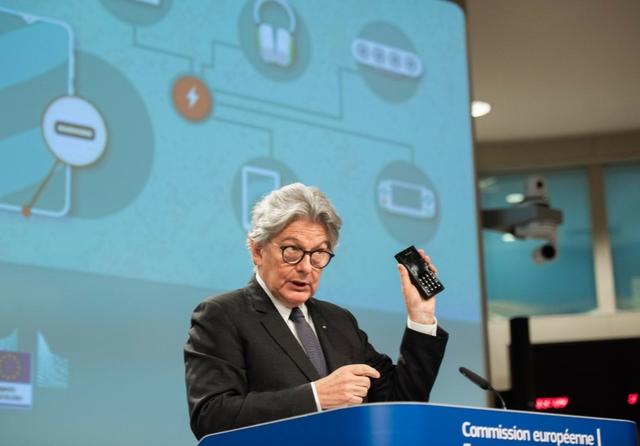 Thierry Breton. Photo: European Union