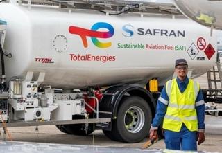 TotalEnergies & Safran partnership. Photo: TotalEnergies