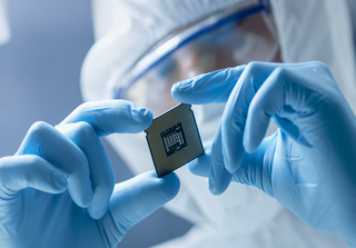 Semiconductor. Credit: Gorodenkoff / Shutterstock