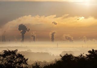 Carbon emissions. Credit: Pexabay / Pexels (Licence: CC0)