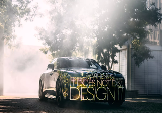 Rolls-Royce Spectre prototype. Credit: Rolls-Royce