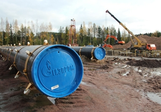 Gazprom pipeline. Photo: Alexander Chizhenok / Shutterstock