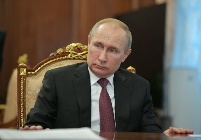 Vladimir Putin. Photo: Naresh777 / Shutterstock
